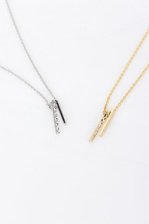 Skylar Bar Necklace