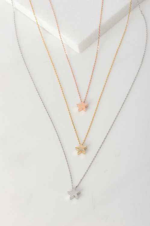 Lucky Star Necklace Wholesale