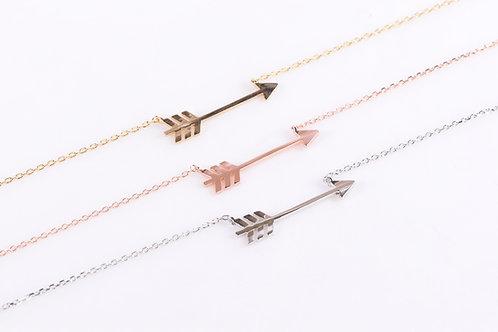Arrow Plain Necklace