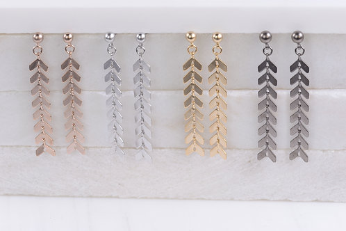 Chevron Earrings Wholesale