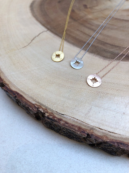 Wholesale Compass Necklace