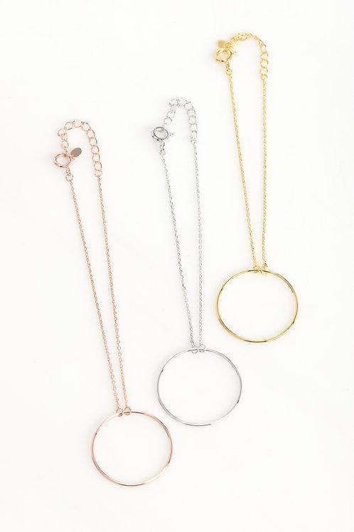 Circle Hole Bracelet