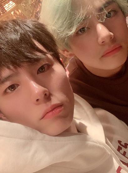 Best Friends in K-pop Groups
