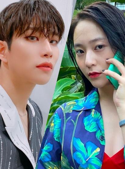 Star Beauty: Idols' Sexy 'Wet Hair Look' Trend