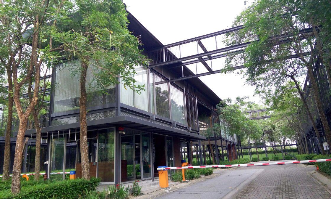 Modern Club House