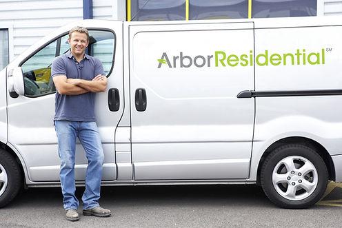 Arbor Van Photo with new logo.jpg