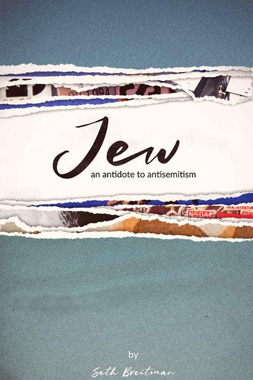 JEW an antidote to antisemitism, audiobook