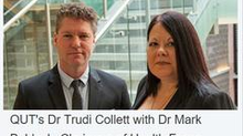 Dr Trudi Collet chats about species 8472