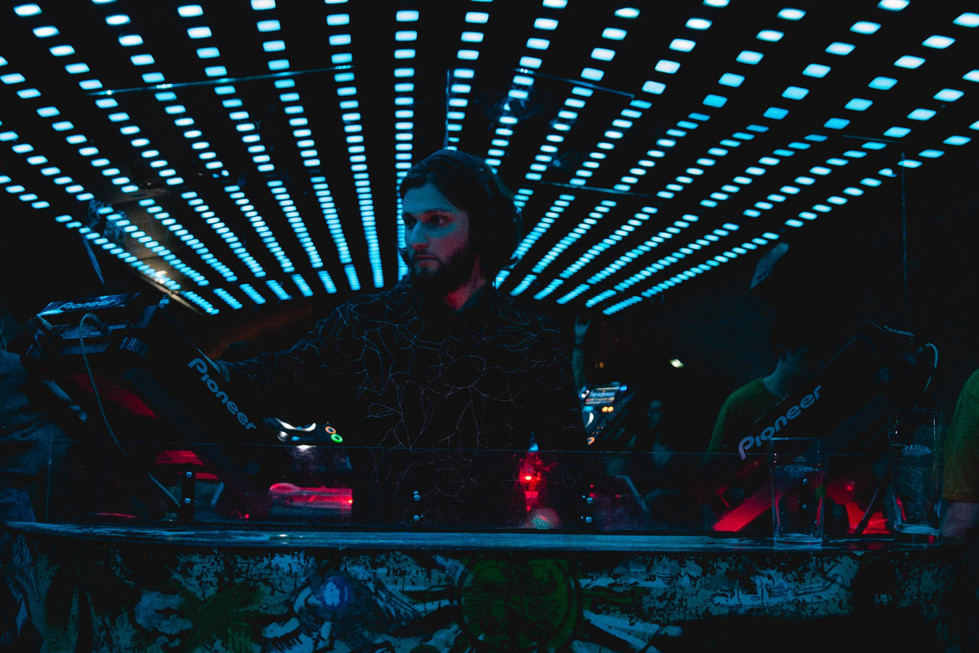 Nuwave, Release party @Panic Room, Paris