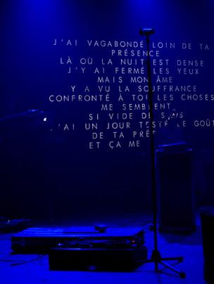 Live Anne-Léa Gaty   @Apollo Théâtre, Paris