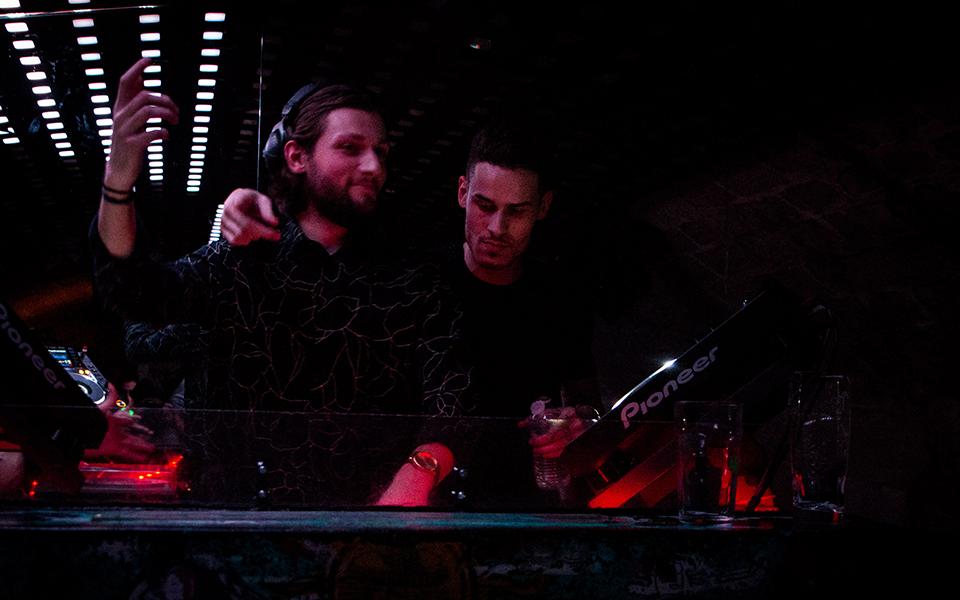 Nuwave Ft. Alvy, Release party @Panic Room, Paris