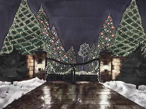 Christmas Gates