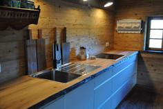 Heimathaus-Küche