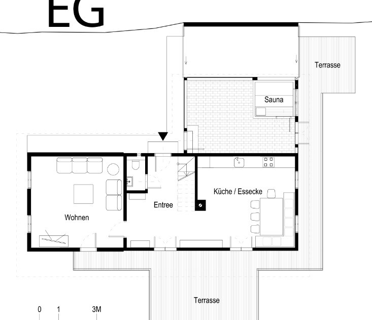 Erdgeschoss Plan