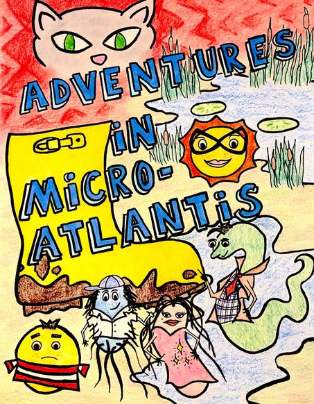 Adventures in Micro-Atlantis - Digitally Rendered