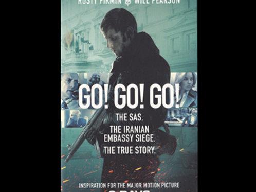 Go! Go! Go! Paperback