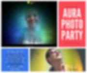 Aura Photo Party Options