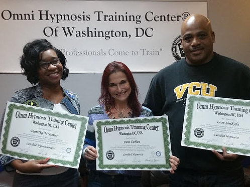 Hypnosis Certification Training & Exam