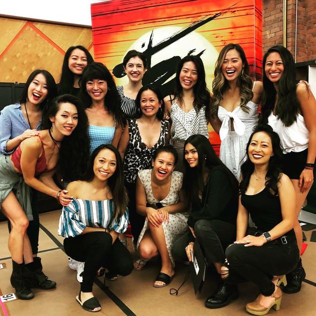 Women of Miss Saigon
