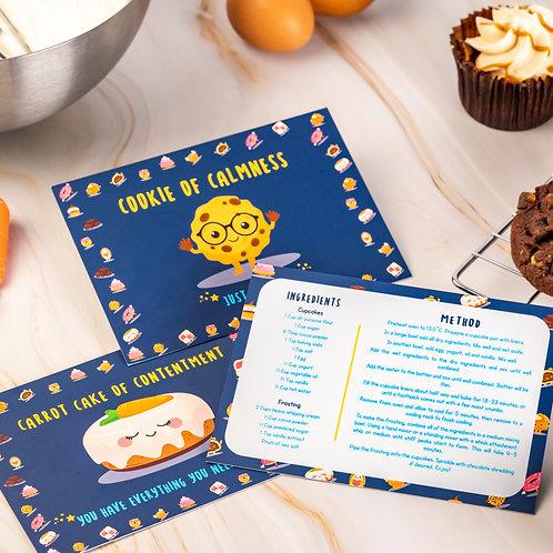 Super Amazing Mindful Baking Cards