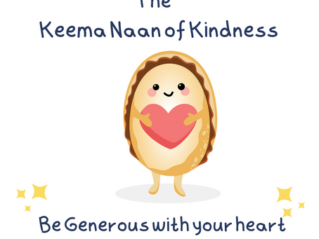 A lil' Advice from the keema Naan of Kindness