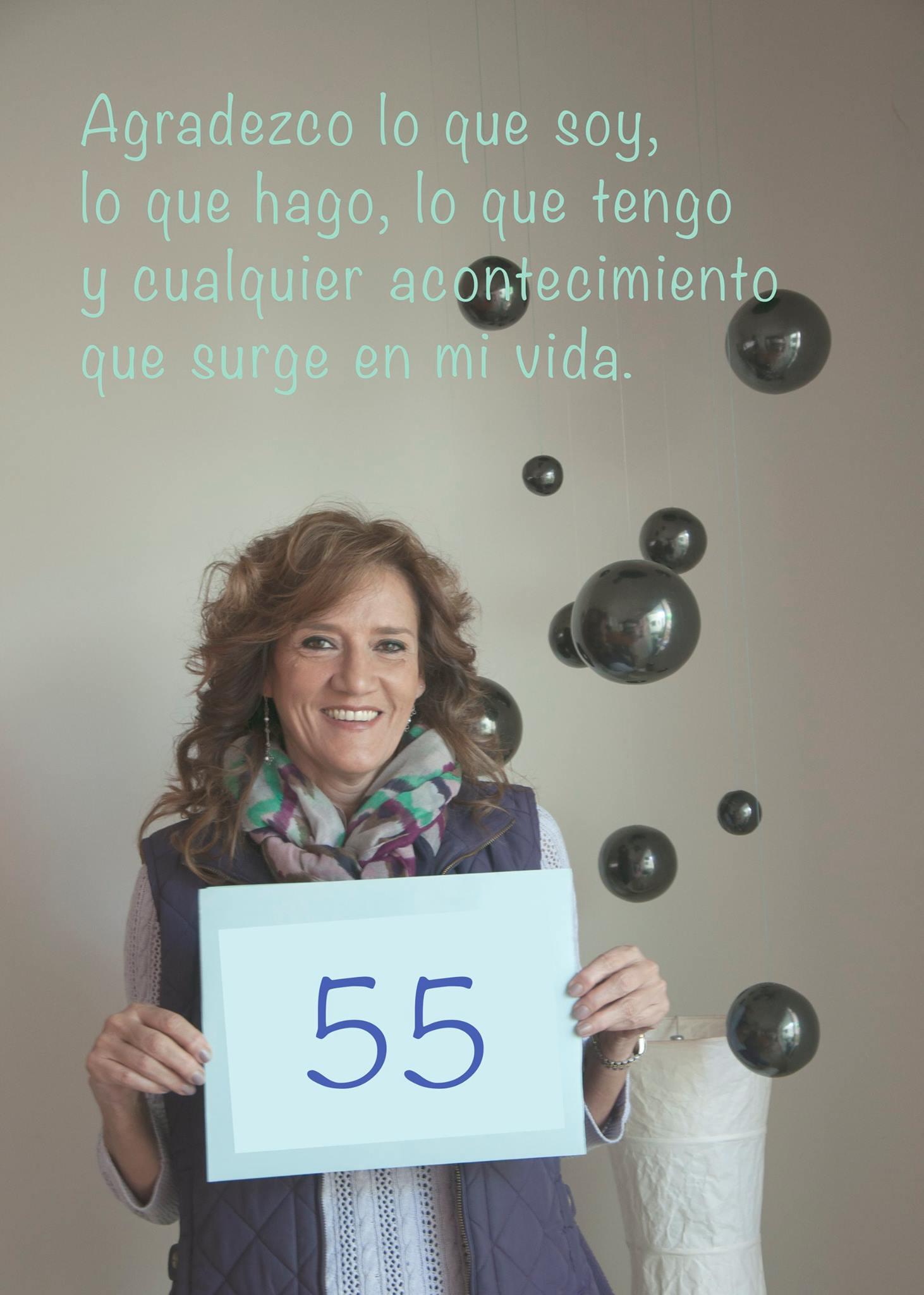 Cumpleaños 55 Luisa Ramírez Mancera