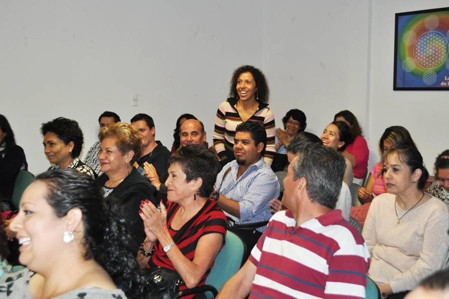 Presentación FLUYE en Alkimia. León