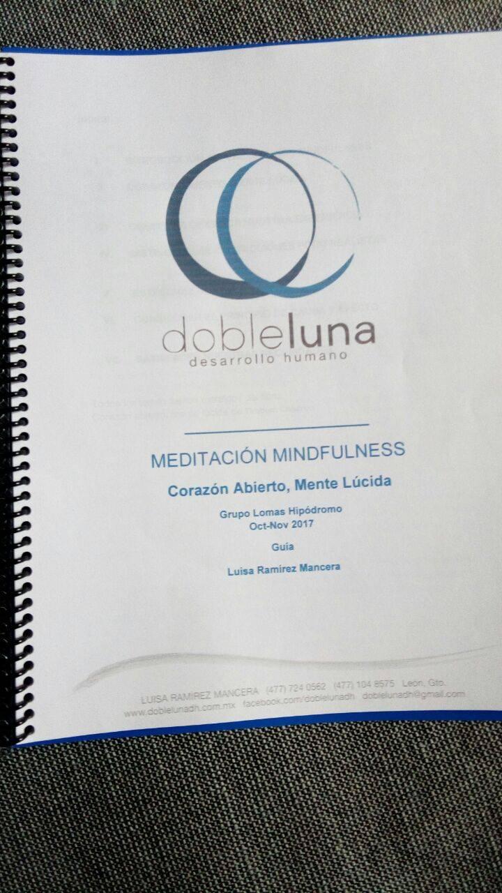 Meditación CDMX