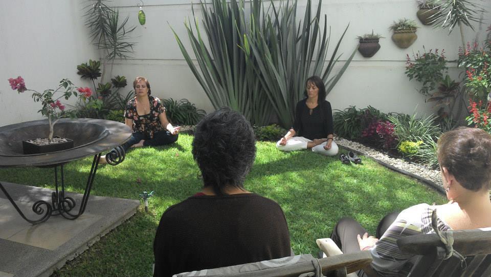 Meditación. Octubre, León