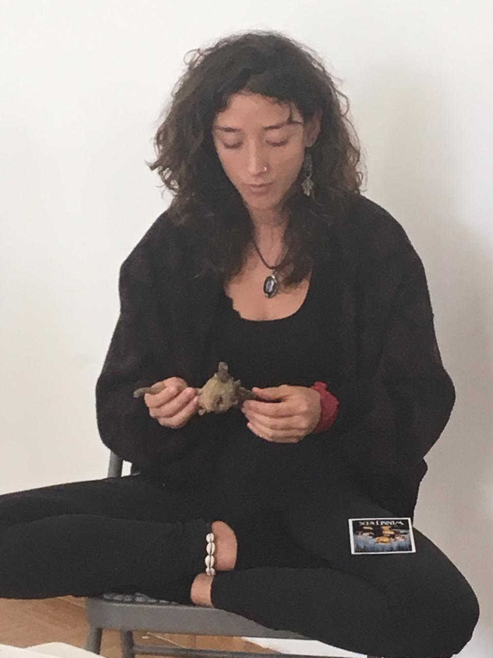 Meditación León