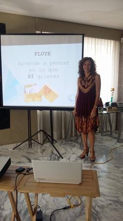 Presentación FLUYE. Julio 2016