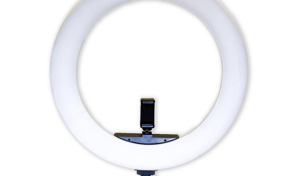 Pro ring light