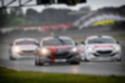 GPA Racing Team Sport auto Peugeot Renault 208 Clio RCZ 308 TTE