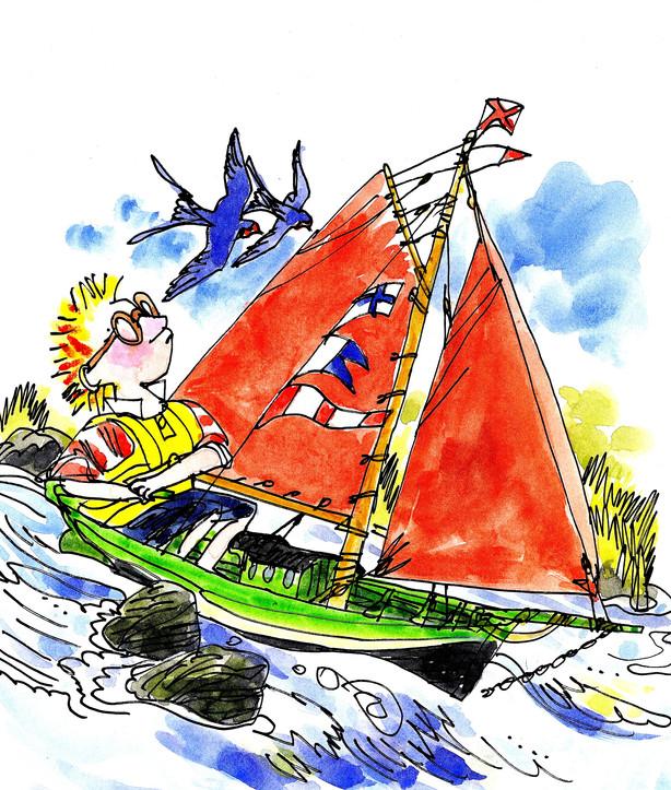 Little Joe's Boat