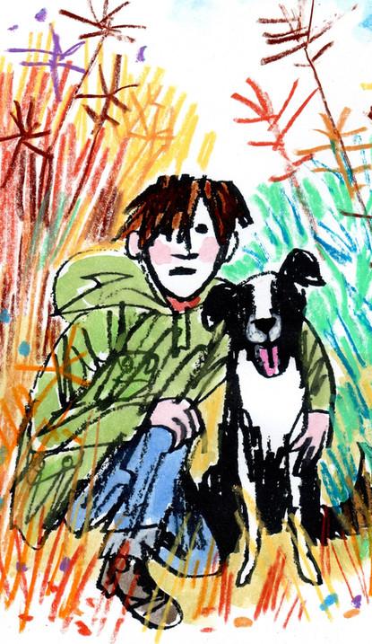 The Secret Dog