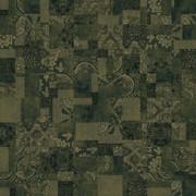 RFM52952550 PATCHWORK GREEN