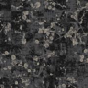 RFM52952543 VELVET BLOOM BLACK