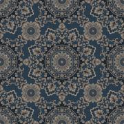 RF5595402 HALL OF MIRRORS BLUE