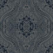RF5595428 PAISLEY SHAWL BLUE