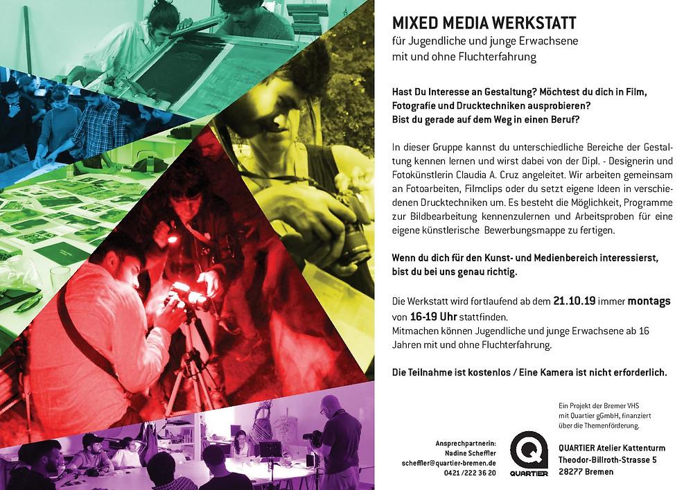 Mixed Media Werkstatt
