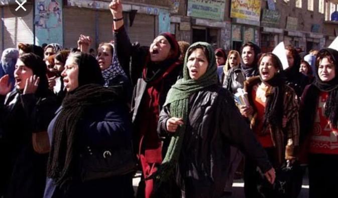 Frauenbewegung in Afghanistan | Women's Movement in Afghanistan | حركة النساء في أفغانستان