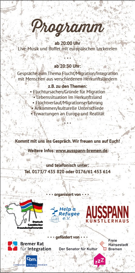 World Café Sehnsucht Europa