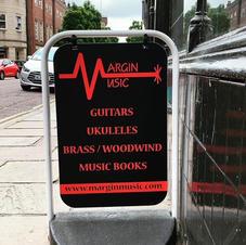 Margin Music