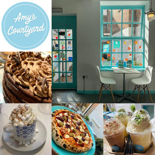 Amy's Courtyard Cafe & Gallery