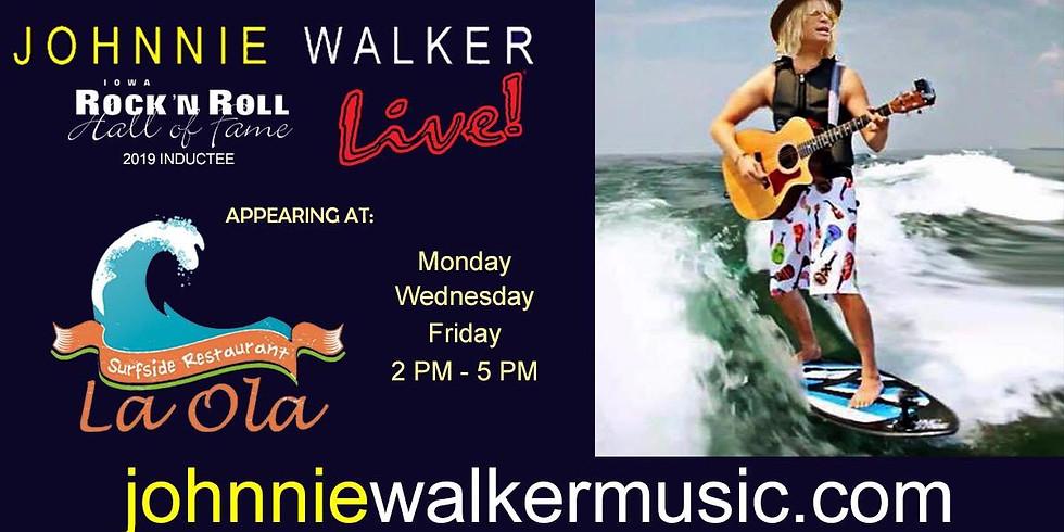 Johnnie Walket Live