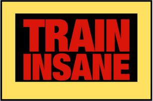 VIDEO:  TRAIN INSANE
