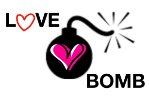 LOVE BOMBS! A nifty way to show gratitude & spread some luv #Advent #HolidayInspiration