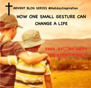 THIS STORY BRINGS ME TO TEARS EVERY TIME #Advent #HolidayInspiration