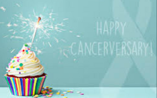 Happy Cancerversary!