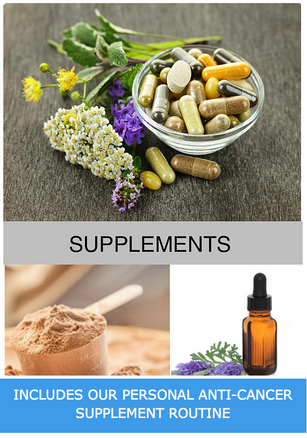 WHAT SUPPLEMENTS SHOULD YOU TAKE? (To prevent disease, during treatment, after treatment & beyon
